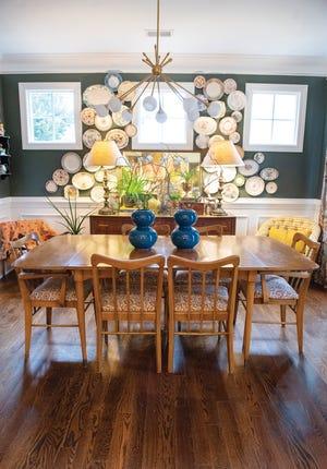 Ryan Dennis' dining room