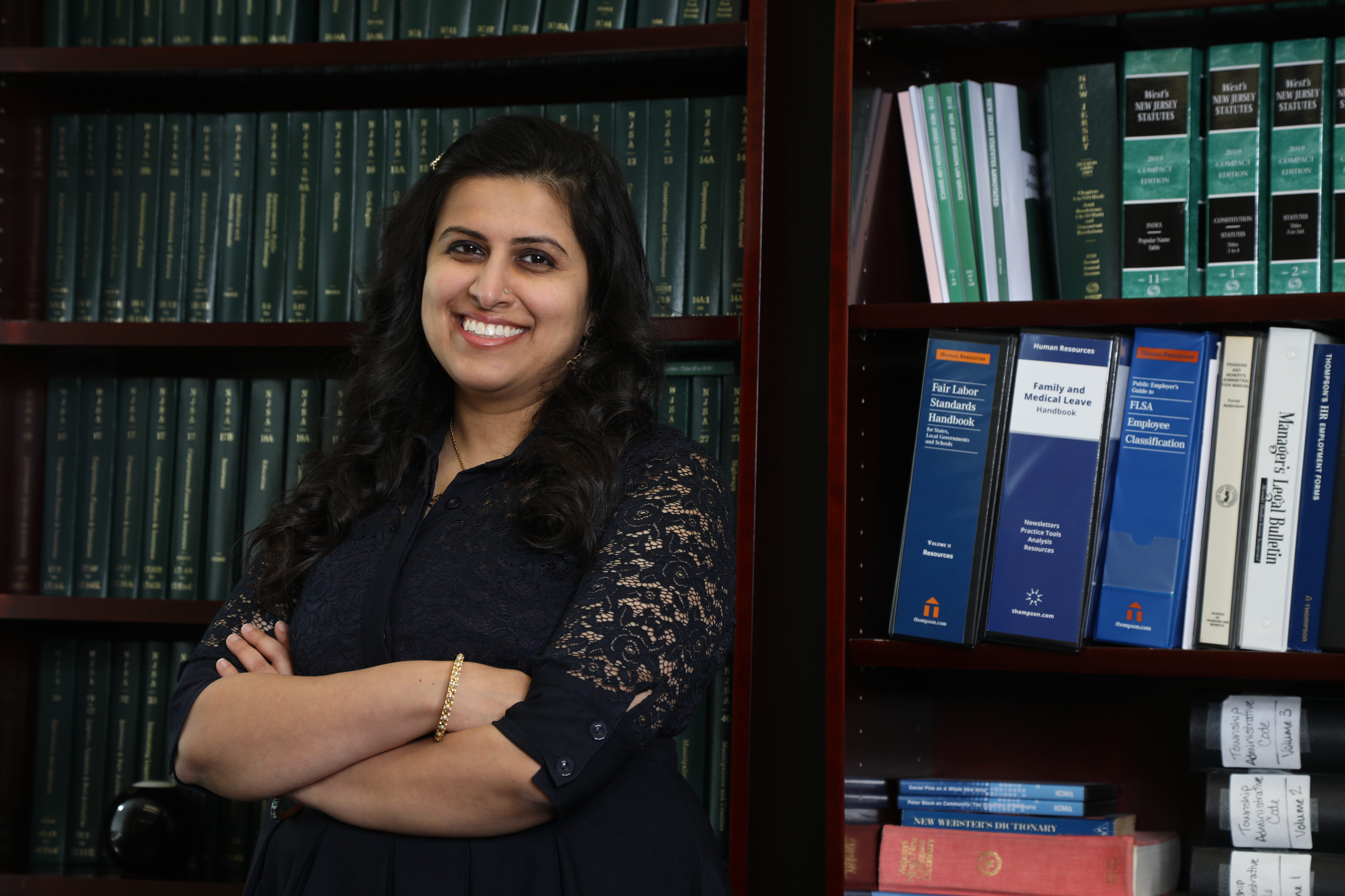 Sadaf Jaffer was mayor of Montgomery, New Jersey, for two years, until she left office on Dec. 31, 2020. When elected, she was the first Muslim woman to serve as a mayor in the U.S.