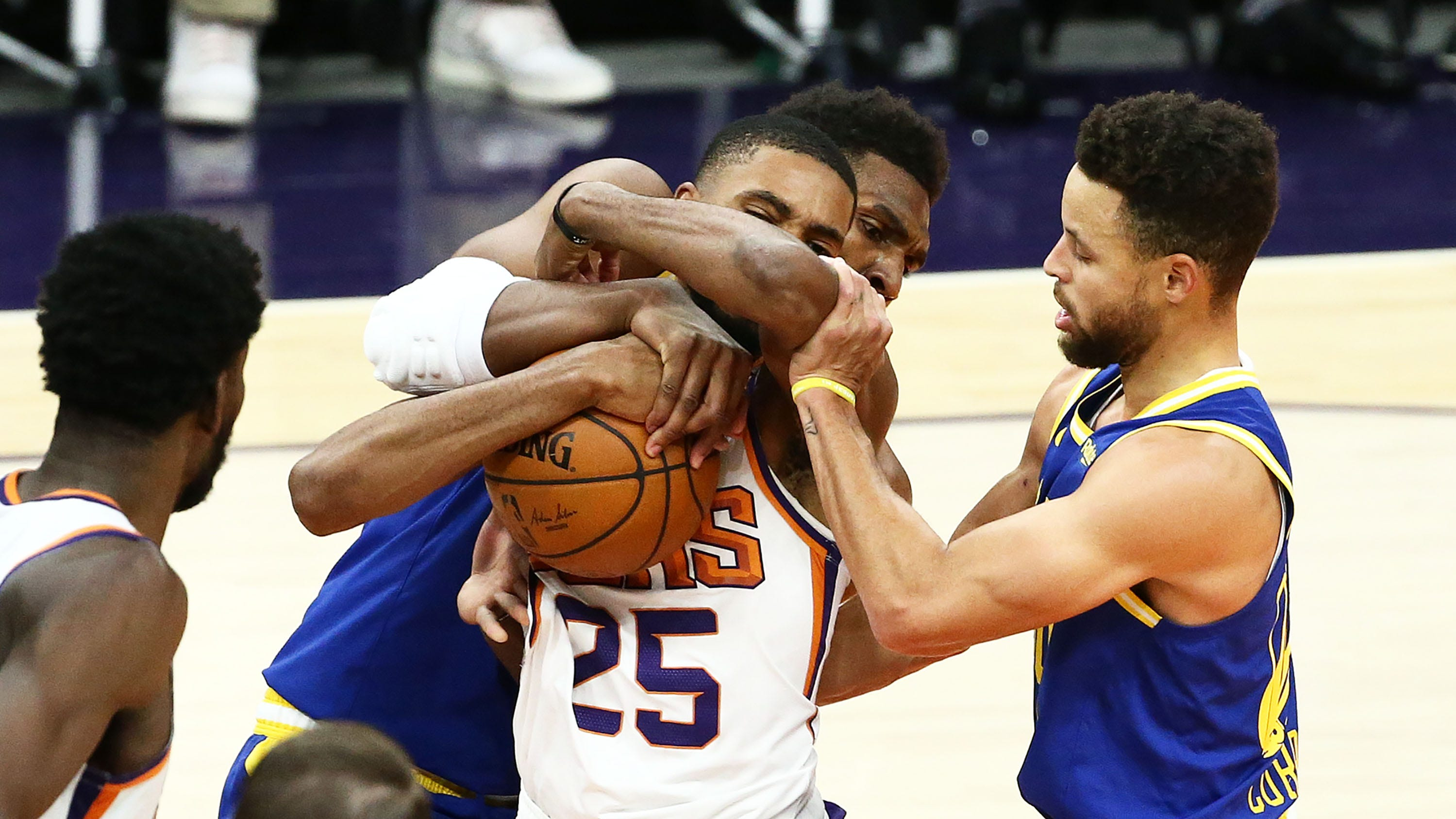 Phoenix Suns get message, blast Golden State Warriors