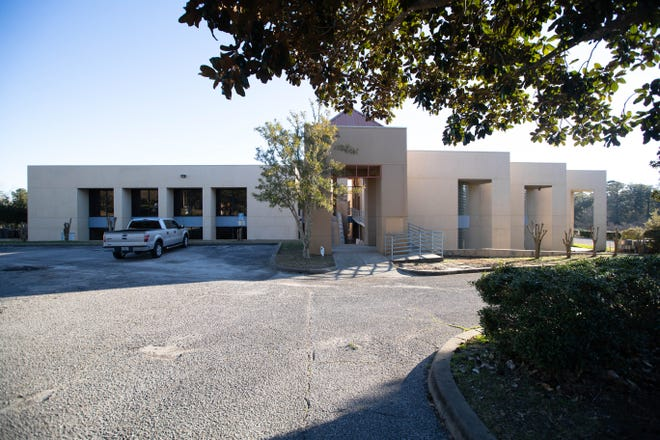 The City Walk Urban Mission shelter is located at 1709 Mahan Drive.