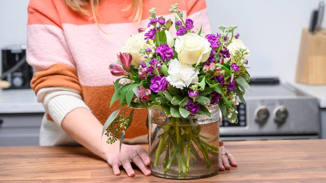 It's not too late to get a gorgeous bouquet delivered!