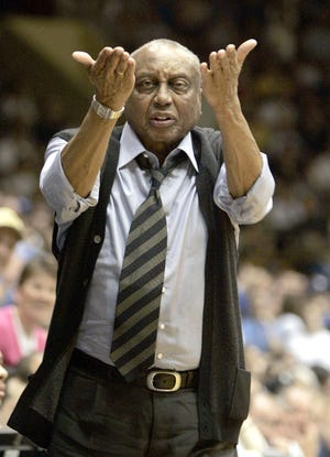 Former Temple men's basketball coach John Chaney has died.