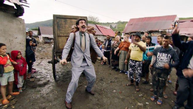 """Film ensemble: """"Borat Subsequent Moviefilm"""""""