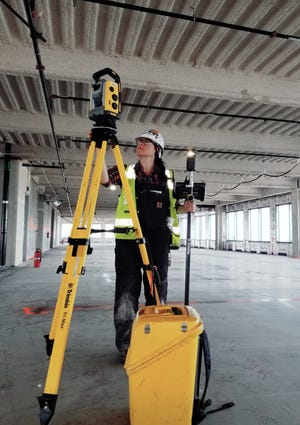 Vanessa Carman is one of a small number of foremen in the trades who are female. Women are often denied training that helps them advance their careers.