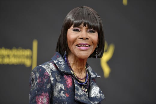 """On Jan. 28, Cicely Tyson, the pioneering Black actress who gained an Oscar nomination for her role as the sharecropper's wife in """"Sounder"""" and touched TV viewers' hearts in """"The Autobiography of Miss Jane Pittman,"""" has died. She was 96.    """"With heavy heart, the family of Miss Cicely Tyson announces her peaceful transition this afternoon,"""" her family said in a statement provided by manager Larry Thompson."""