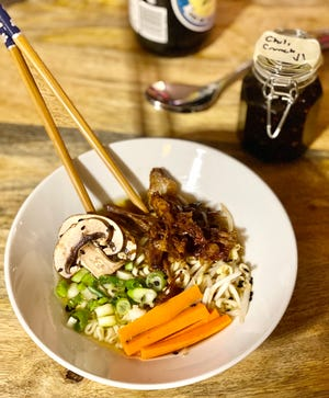 Ramen-inspired dishes will be on the menu at the NoHi Pop-Up restaurant in Akron's North Hill neighborhood.