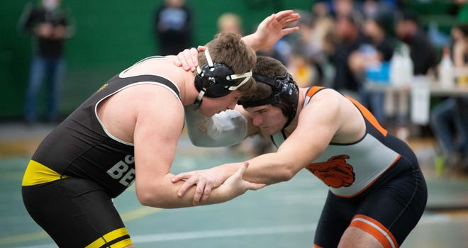 Dalton's Austin Ryder is undefeated at 31-0 with the postseason starting in the coming weeks.