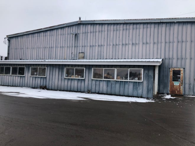 "The City of Hornell is exploring a longterm replacement plan for the DPW garage, which was described as a ""disaster."""