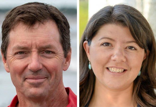 New Hampshire state Sens. Tom Sherman and Rebecca Perkins Kwoka respresent districts on the Seacoast.