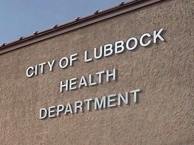 City of Lubbock Health Department