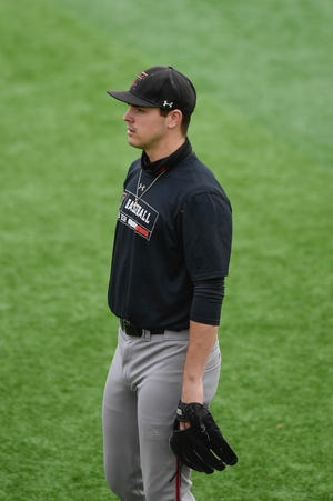 Texas Tech right-handed pitcher Micah Dallas is slated to earn his first start as the No. 1 weekend pitcher in a 6:30 p.m. Friday series opener against Big 12 foe TCU at Dan Law Fied at Rip Griffin Park.