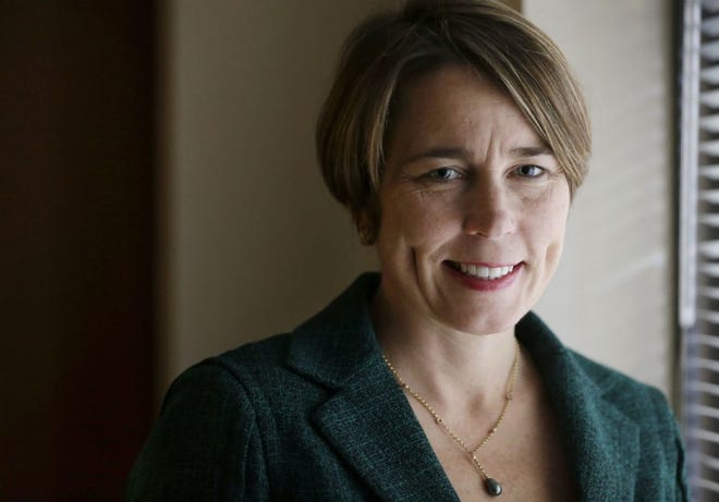 """With a new president in office, Attorney General Maura Healey is looking forward to a """"change of pace."""""""