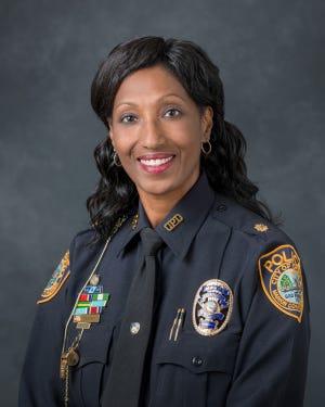 Ocala Police Maj. Tara Woods