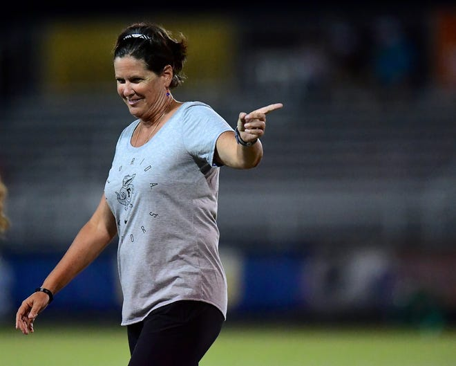 UF soccer coach Becky Burleigh, who announced her retirement Saturday, had her teams consistently challenge for national and Southeastern Conference titles. Florida's 14 team titles leads the SEC and the program earned NCAA Tournament berths 22 of the last 25 seasons.