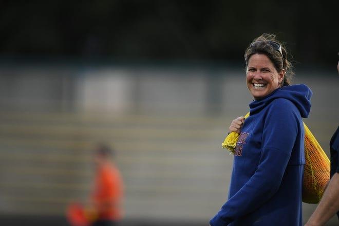 Florida soccer coach Becky Burleigh will retire at the end of the season.