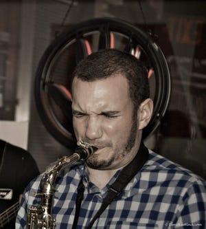 Among these amazing soloists is alto saxophonist Marcus Monteiro.