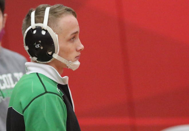 Clear Fork senior Isaiah Thomas has set a goal of becoming a 2-time state qualifier and he will stop at nothing to achieve it.