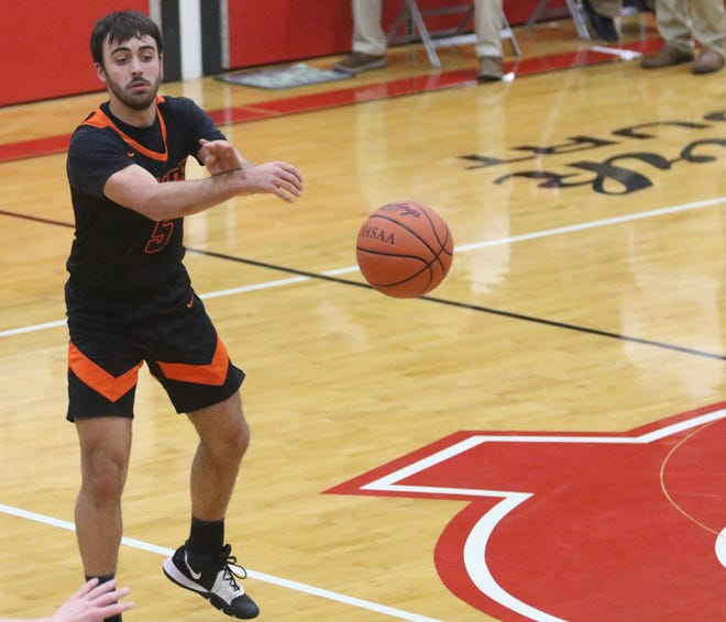 Lucas senior Ethan Sauder was the lone first team All-District 6 selection from Richland County.