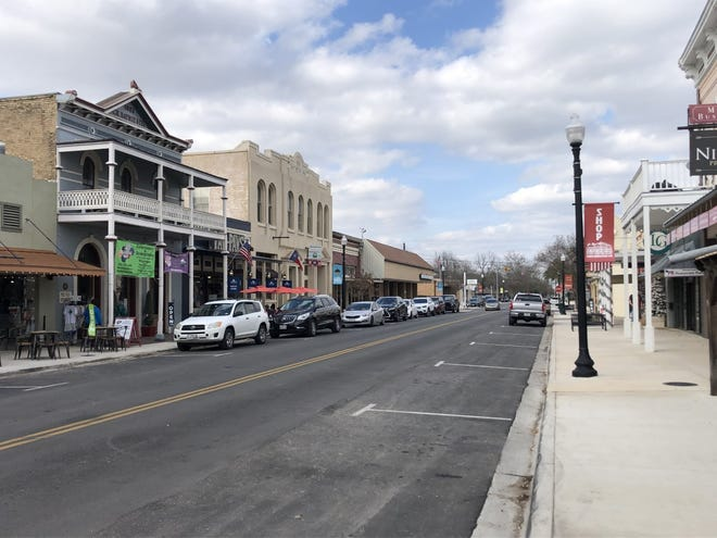 Businesses on Main Street in Bastrop, along with those across the county, were allowed to increase their occupancy to 75% on Saturday, when some COVID-19 restrictions in the county were lifted.