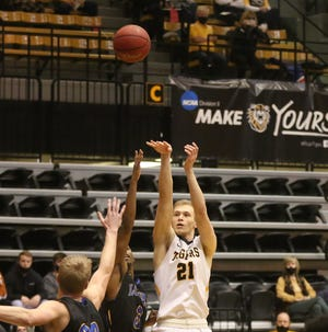 FHSU's Jared Vitztum was named to the NABC All-District Second Team for the Central Region.