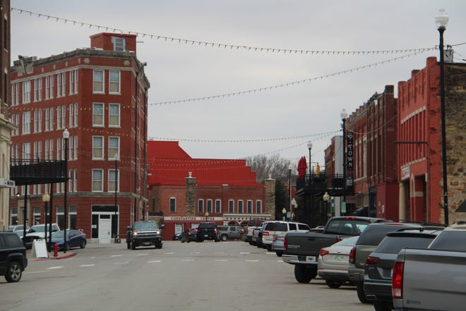 """The downtown Pawhuska area between 6th and 8th streets on Kihekah Avenue is expected to become a movie set for an extended period as filming is done on an adaptation of the bestselling book, """"Killers of the Flower Moon""""."""