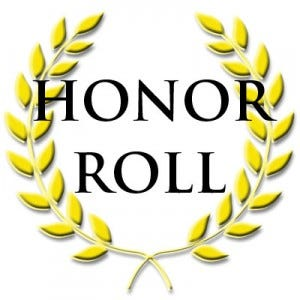 Ballinger ISD and Winters ISD announce their Honor Roll students.