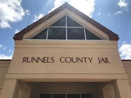 Runnels County Jail Log