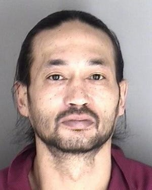 Jaryl Wilson, 45, of Topeka, was being held Sunday in the Shawnee County Jail in connection with aggravated battery.