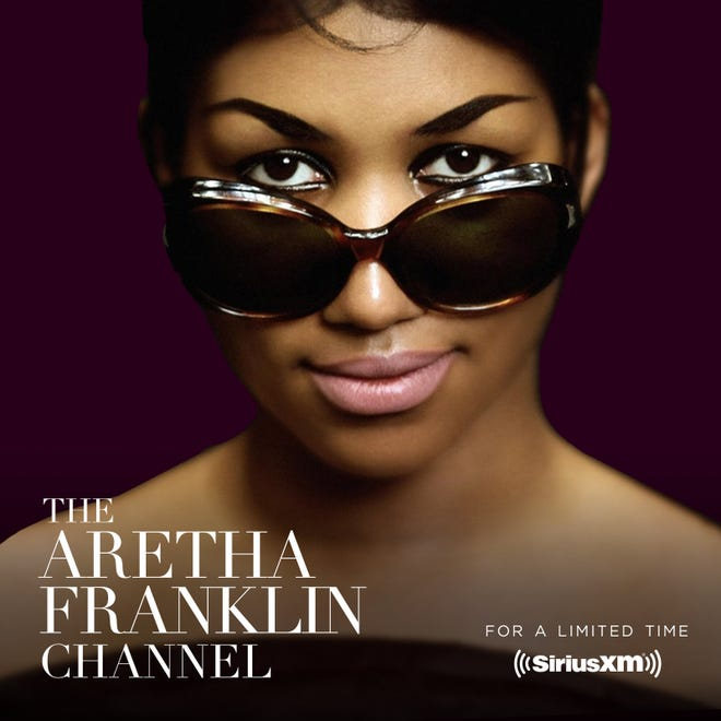 SiriusXM is debuting the Aretha Franklin Channel for Black History Month in February.
