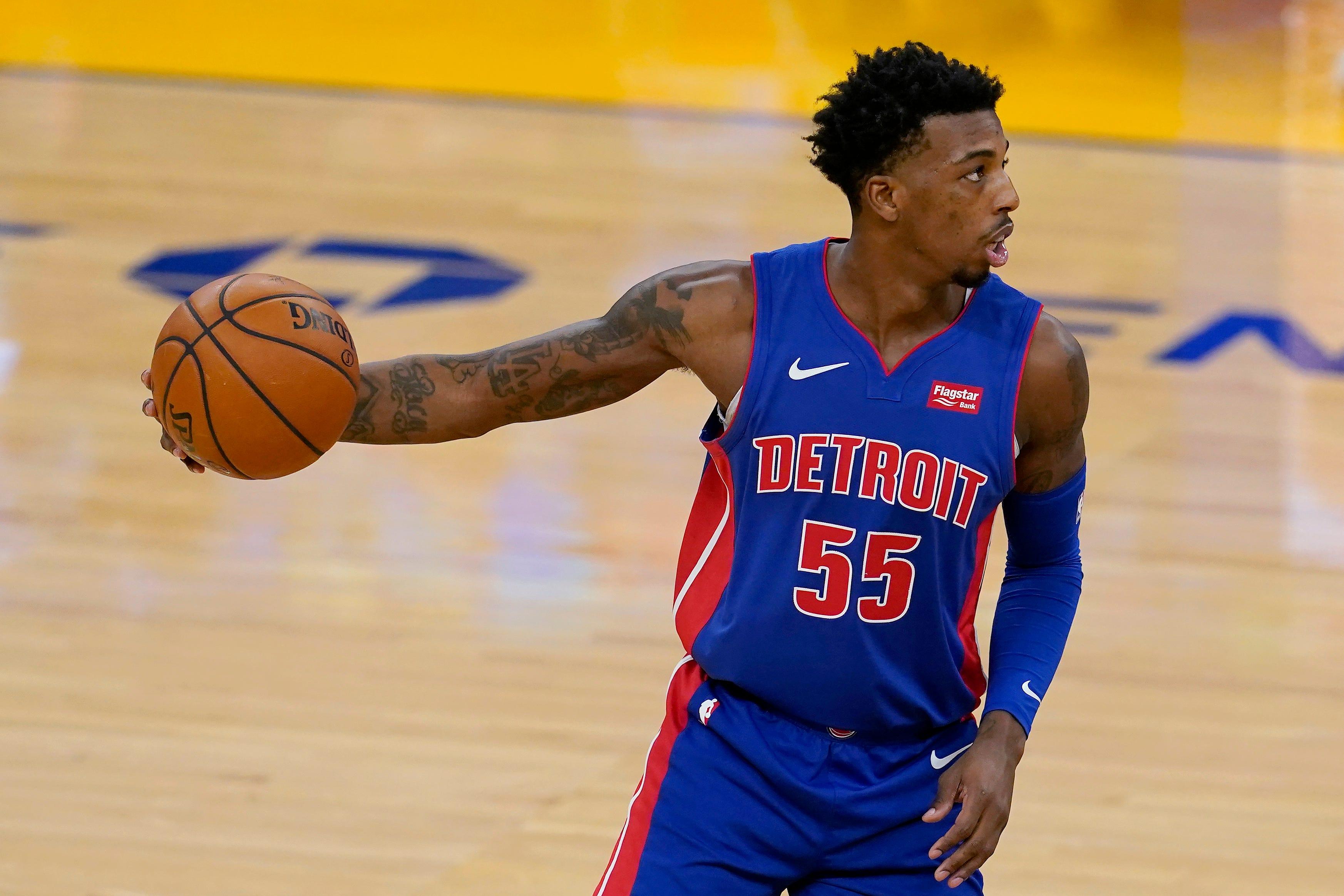 Pistons trade Delon Wright to Kings for Cory Joseph, two draft picks