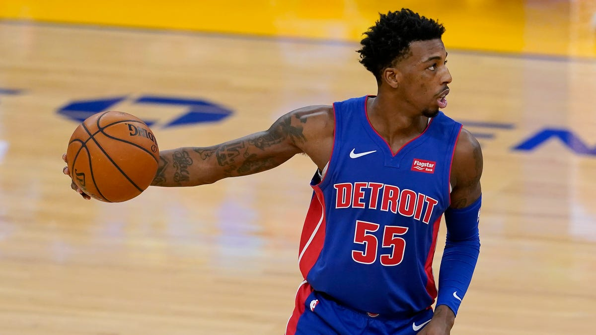Report: Pistons trade Delon Wright to Kings for Cory Joseph, two second-round picks 2