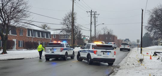 Carmel police are investigating after a SWAT call came in at around noon on Sunday, Jan. 31, 2021, in the 400 block of West Main Street.