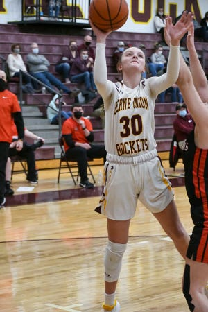 Berne Union senior Bella Kline was selected as the Central District Division IV Player of the Year by the Ohio Prep sports Writers Association.