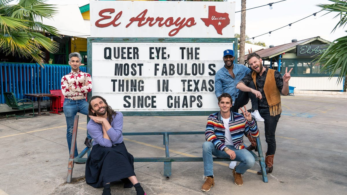 'Queer Eye' casting in Austin again amid COVID-19 production delay