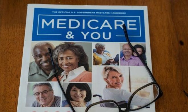"""The """"Medicare & You"""" handbook is mailed to all Medicare households each fall."""
