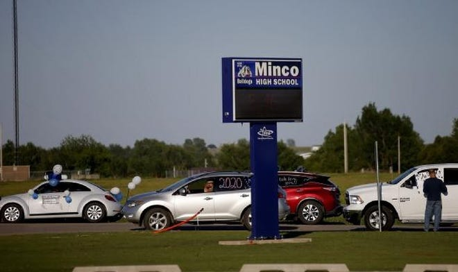Minco Public Schools is using the state's new policy on quarantines for students exposed to COVID-19 in a classroom setting.