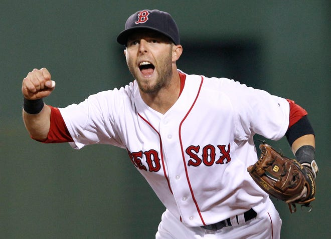 """""""I was always the first person on the field because I needed to be,"""" Dustin Pedroia, whose work ethic was topped only by his confidence, said on Monday. """"I had to learn from everybody."""""""