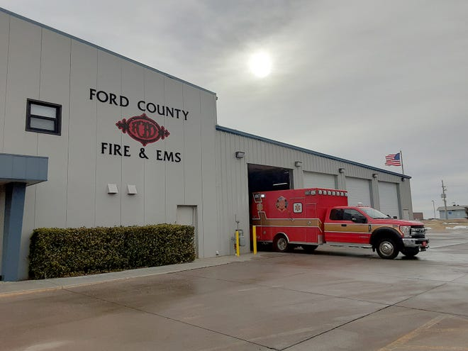 Ford County Fire and EMS have participated in the Firefighter of the Year award and EMT/Paramedic of the Year as a department for the first time.