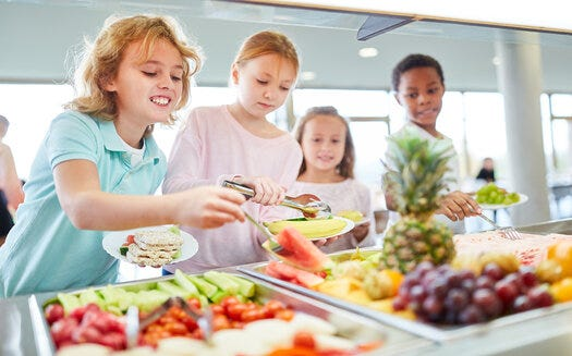 San Angelo ISD will offer free meals to local students from June 2 - July 2, 2021.