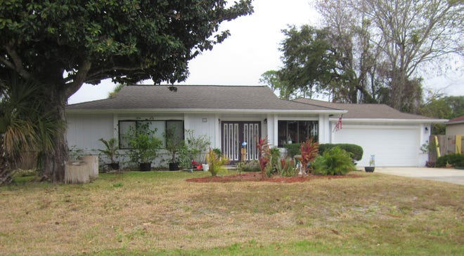 Built in 1988 and updated, this Folson Lane home has three bedrooms and three baths in 2,360 square feet of living space. It also has two master suites, an indoor lap pool, a patio and a fenced backyard, and it sold recently for $266,000.