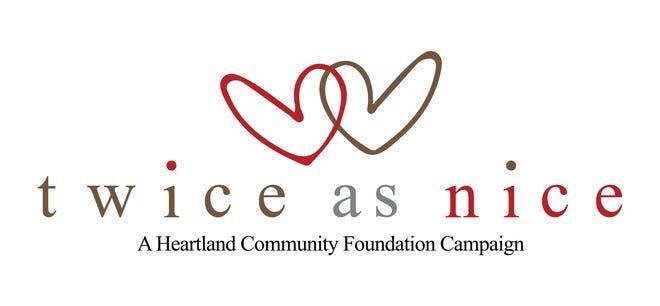 Twice as Nice, Heartland Community Foundation