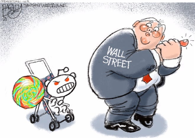 Today's editorial cartoon (Feb. 2, 2021)