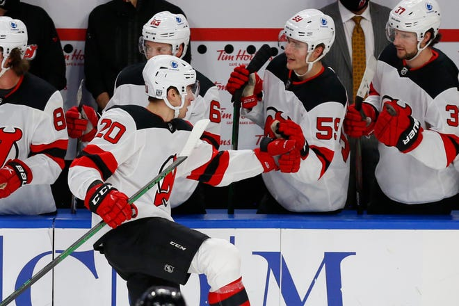 The NHL has announced the New Jersey Devils have been forced to postpone three games this week after four more players tested positive for COVID-19 on Monday.