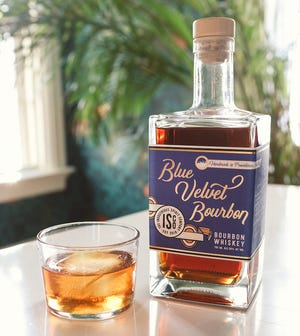 Blue Velvet Bourbon is the first whiskey from Industrious Spirits Co. in Providence.  The bottles are sold out but you can taste the bourbon on Friday.