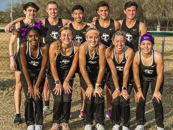 The Tarleton State cross country team made a strong statement at the Incarnate Word Invitational on Friday at Live Oak's Main City Park in San Antonio as three athletes notched personal records.