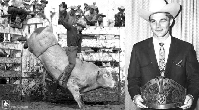 ProRodeo Hall of Famer Paul Mayo passed away Jan. 24 in Stephenville. The two-time bareback riding world champion and 12-time National Finals Rodeo qualifier was inducted into the ProRodeo Hall of Fame in Colorado Springs, Colo., in 2010.
