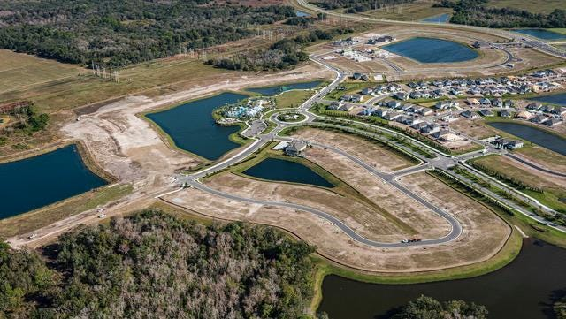The 2,600-acre site of North River Ranch, in Parrish, where more than 6,000 single-family homes, townhomes and apartments will be built.