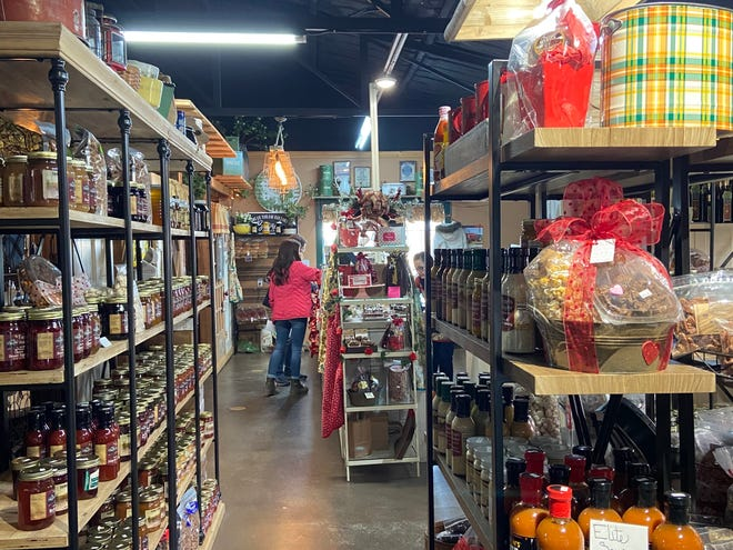 Tecumseh residents Deann and Jim Smith took ownership of the Farmer's Daughter Market in 2019.