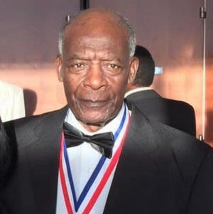 Rufus Lloyd, 82, has served Bladen County since the early 1960s.