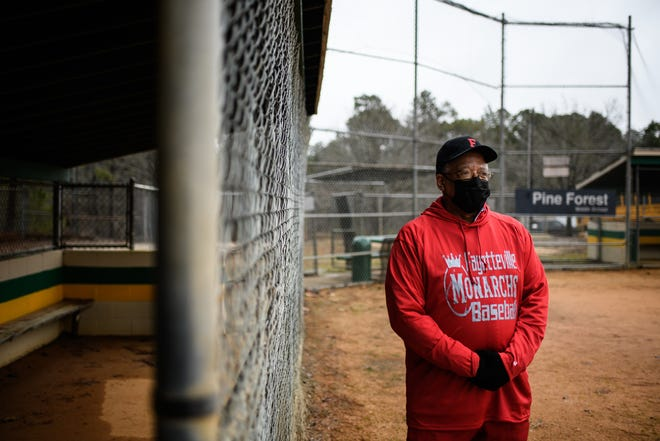 Eldred Loftin serves as a regional director for AAU baseball, and he's seeking to create more opportunities for the sport in underserved communities.